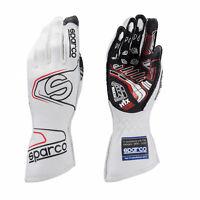 Sparco Handschuh ARROW RG-7 Weiß (mit FIA-Homologation) 10 aus DE