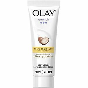Olay Quench Ultra Moisture Shea Butter Body Lotion