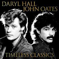 Daryl Hall and John Oates Timeless Classics CD 2017