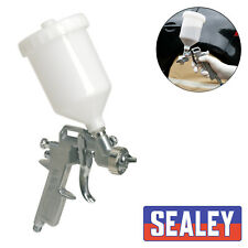 Sealey SSG501 Spray Gun Gravity Feed 2.2mm Primer Under Coat Adhesives Paint