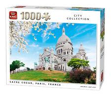1000 Pièce Ville Collection Jigsaw Puzzle Sacre Coeur France Coeur de Paris 05703