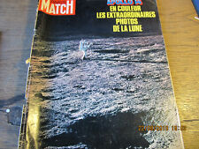 Revue Paris Match N°1138-27/2/1971: Apollo 14