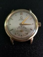 Omega Seamaster Bumper Automatic cal.342 anno 1952 12k Gold Filled Working