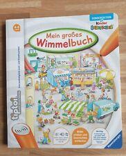 Tiptoi Mein großes Wimmelbuch Sonderedition Kinder Überraschung **NEU**