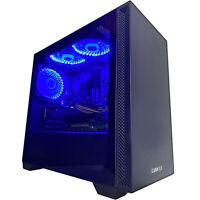 New 8-Core Gaming Desktop PC Computer SSD 16GB 2TB GeForce GTX 1060 HDMI Fast