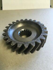 Hudson countershaft drive gear NOS 155533 15 splines 23 teeth 1938-39/1941-48