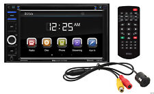 BOSS Audio Systems BVB9364RC Double Din, Touchscreen, Bluetooth, DVD/CD/MP3/USB/
