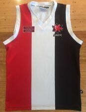 AFL VFL Ajax Football Club Player Issue Jumper Guernsey Kombat Jewish Team - S