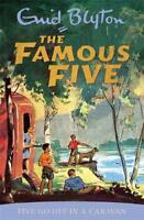 Five Go Off in a Caravan (Famous Five), Enid Blyton, New, Book