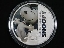 Snoopy The Peanuts Movie Coin