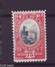San Marino Nr.   152  ** Nationale Symbole  Rocca Kastell
