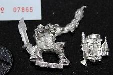 Warhammer 40k Ork Kommandos New Metal WH40K Figure Army Orks GW Complete Mint A