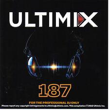 Ultimix 187 LP One Direction Carly Rae Jepsen One Republic Imagine Dragons