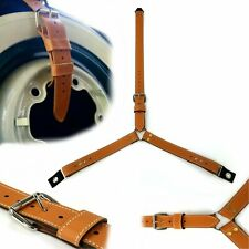 3 Point Spare TirRe ally Strap fits Vintage Luxury Foreign Adjustable Tie Down F