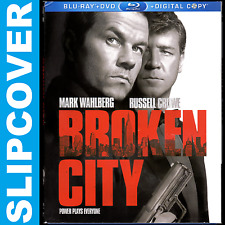 Broken City (Slipcover Only for Blu-ray/DVD/Digital Copy Edition)