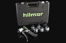 """Hilmor 1839015 - CS Compact Swage Tool Kit with Deburrer & 5 heads (3/8"""" to 7/8)"""