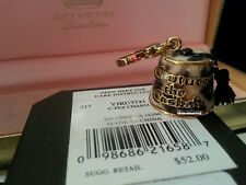 "JUICY COUTURE NWT charm :  Fez Lodge Hat ""Couture the Casbah"""