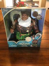 "Disney Moana Movie Mega Maui 16"" Talking Doll Action Figure Toy Singing Phrases"