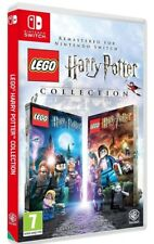 Lego Harry Potter Collection Nintendo Switch - NEW/SEALED Years 1-7 7+ Kids Game