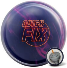 "16 lb RADICAL QUICK FIX BOWLING BALL UNDRILLED BIG HOOK 4"" PIN NEW IN THE BOX"