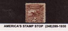 1869 US SC 113, 2c Poney Express - Mint MNG - Bright & Fresh, VG*