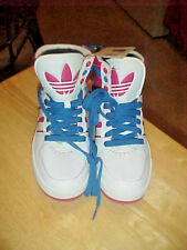 ADIDAS COURT ATTITUDE W MEN'S SIZE 7 SHOES RED WHITE & BLUE NEW NO BOX VIETNAM
