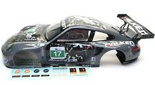 RS4 Sport 3 Flux Falken - BODY (painted porsche 911 GT3 RS cover shell 114350