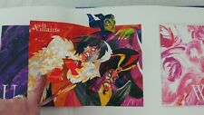 ABC Disney: An Alphabet Pop-Up Book Robert Sabuda, 1998 1st Ed Hand painted
