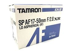 New TAMRON SP AF 17-50mm f/2.8 XR Di II Lens [A16] - Pentax K APS-C