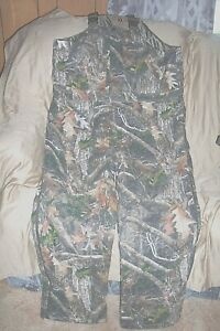 Mens XL Bib Overalls Kanati Camo Bibs Insulated Bibs Camo Hunting Coveralls Bibs