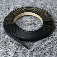 Rubber 5m Soundproof Sealing Strip for Auto Car Triangular Sunroof Windshield