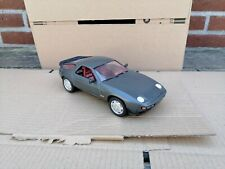 1/18 ABOUT PLASTIC PORSCHE 928 EX KIT? IN BROWN GOOD ROLLING WHEELS RARE!!!