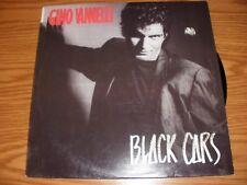 "GINO VANNILLI ""BLACK CARS"" 1985 HME FZ 40077"