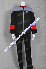 Star Trek Cosplay Nemesis Admiral's Costume Uniform Outfit New Version Halloween