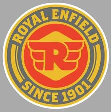 ROYAL ENFIELD  Sticker vinyle laminé