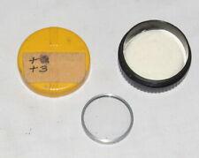 Kodak Adaptor Filter Series V +3