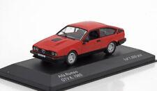 Alfa Romeo Gtv6 Rouge 1985 1/43