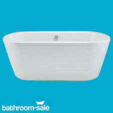 Trend Freestanding 1500mm Bath With Surround Panel RRP £699 GENUINE PRODUCT