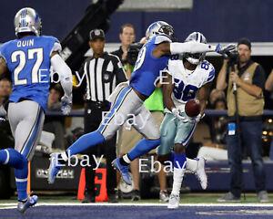 Dez Bryant ( 2010 - 2017 ) Dallas Cowboys 8X10 Photo Reprint