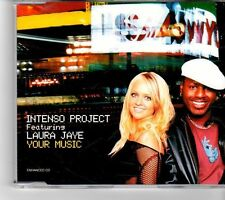 (FK850) Intenso Project, Your Music - 2003 CD