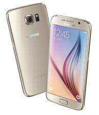 SAMSUNG GALAXY S6 SM-G920F 32GB HANDY -- GOLD -- PLATINUM  --OVP --