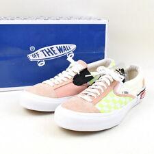VANS SLIP-ON CAP LX Ro Rose Cloud sneakers Men's Pink 29cm