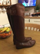 Clarks Long Boots  Size 6