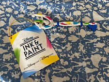 Brand New Disney Store Ink & Paint Collectible Key Ready To Ship In Hand