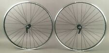 WTB DX17 Rims 700c Gravel Road Bike Wheelset Clincher Quick Release 100mm-135mm