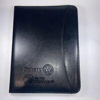 Leather Padfolio Resume Portfolio Folder Interview/Legal Document Organizer