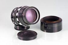 Objective Classic M42 Schneider Kreuznach Tele-Xenar F3.5 135 135mm Lens Germany