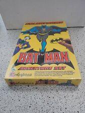 1989 DC BATMAN COLORFORMS ADVENTURE SET BRAND NEW SEALED