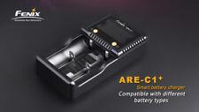 Fenix ARE-C1+ caricabatterie per 26650, 18650, 16340, 14500, 10440, AA, AAA, C