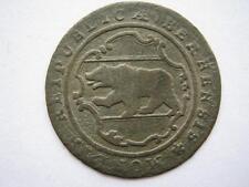 Swiss Cantons, Bern 1774 1/2 Batzen, VF.